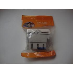 Interruptor Intermediario 10093 10v 250v-talari-iriel-branco
