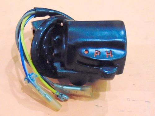 interruptor luz d cb125s turuna 79-82 chave 35150-433-000