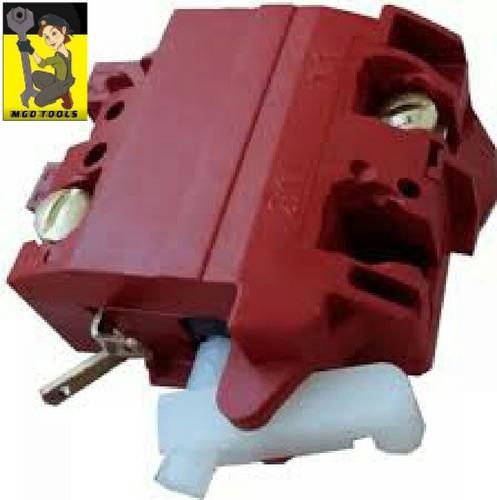 interruptor original bosch p/ 1800/1347 cod 1607200086