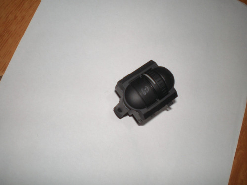 interruptor ou botão de regulagem da luz do painel vw jetta