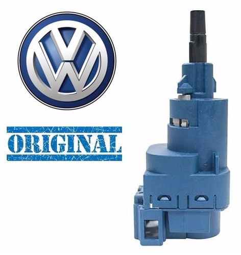 interruptor pedal fox 2004 - 16 embreagem 6q0927189 original