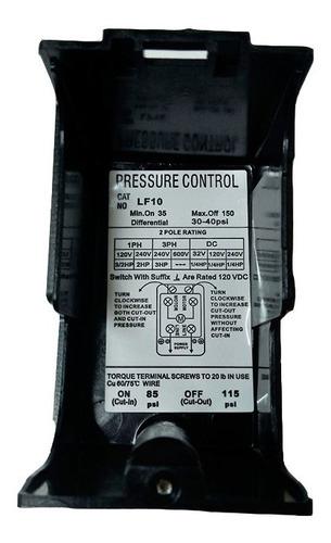 interruptor presión/switch/automático tipo furnas manifold