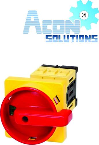 interruptor selelccionador msw 25 p-3 h