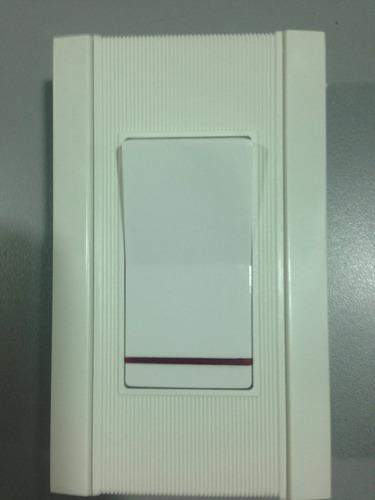 interruptor sencillo luminex