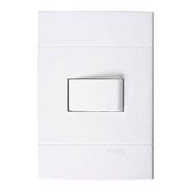 Interruptor Simples Lunare Schneider Tomada E Interruptores