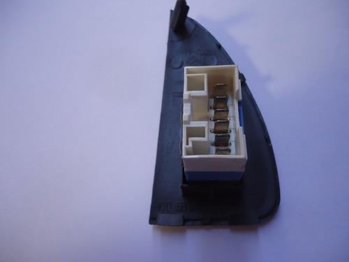 interruptor simples vidro eletrico palio g2 /03 lado direito