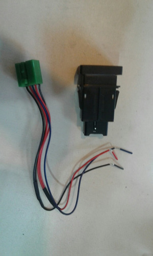interruptor (socket) para neblineros suzuki sz