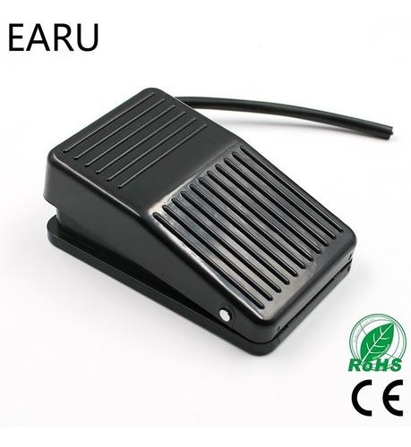 interruptor spdt acionador chave tipo pedal antiderrapante