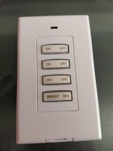interruptor ss13a slimline para sistema domotica x10