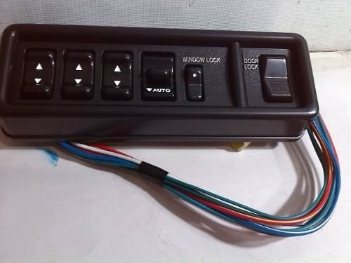 interruptor (switch) mando principal vidrio toyota samurai
