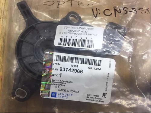 interruptor switch par neutro optra 100% original gm 9374296