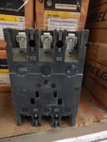interruptor termo magnético 20 amp