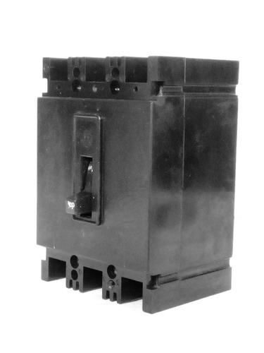 interruptor termomag 3 pol. x 100 amps. (4 pzas) nuevo