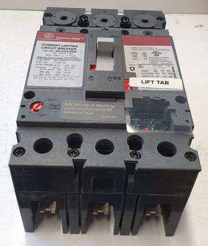 interruptor termomagnético sela36at0060 general electric