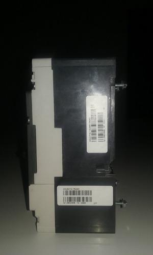 interruptor tetrapolar compacto siemens 125-160a
