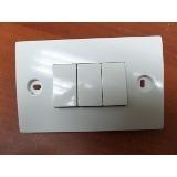 interruptor triple 1p 10a  vimar original