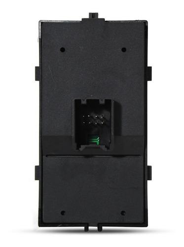 interruptor vidro eletrico prisma onix 13 14 15 16 duplo
