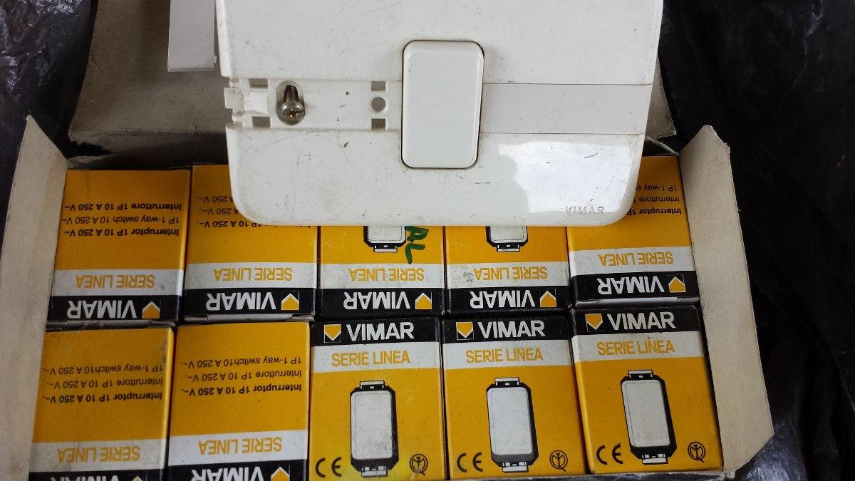 Interruptor Vimar De Un Solo Polo 1p Blanco Bs 9895 En Mercado Libre 4 Way Switch Cargando Zoom