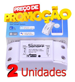 Sonoff 110v - Informática [Melhor Preço] no Mercado Livre Brasil