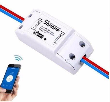 interruptor wifi sonoff / electroardu