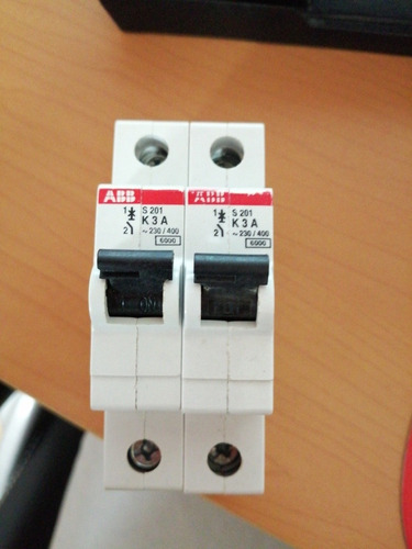 interruptores de 3 a de un polo
