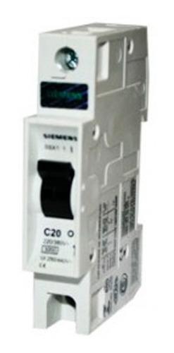 interruptores termomagnetico 1 x 70 montaje en riel omega si