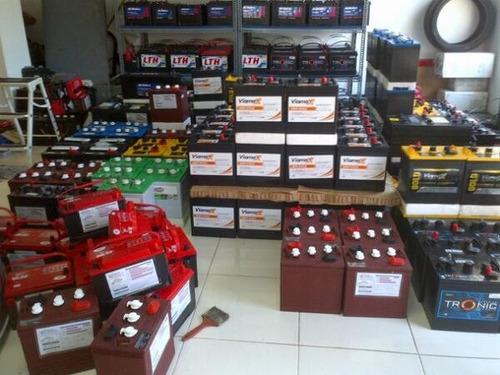 interstate  baterias de inversores . garantia 809-435-9996