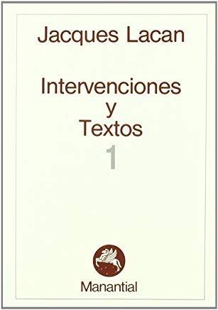 intervenciones y textos 1 - jacques lacan