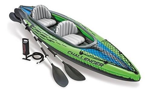 intex challenger k2 kayak 2person kayak inflable conjunto co