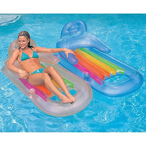 intex king kool salón inflable para piscina