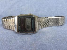 e6b52b90c9a4 Reloj Casio Chrono Wr Calculadora - Relojes Pulsera en Mercado Libre Perú