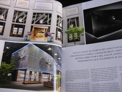 intihuatana: revista de reloj, g & g edicion 08 2013 cj2