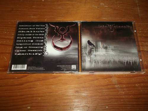into eternity - dead or dreaming cd imp ed 2002 mdisk