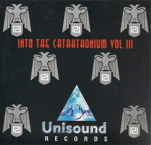 into the catahthonium vol 3 98 black/death(ex/ex)cd impor***