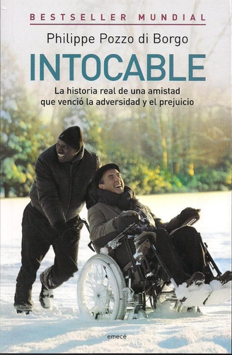 intocable, de phillipe pozzo, edit. emece, libro del film.