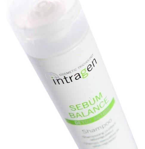 intragen sebum balance shampoo purificante pelo graso 250ml