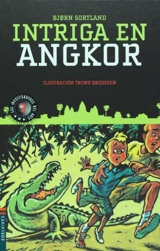 intriga en angkor - sortland, bjorn