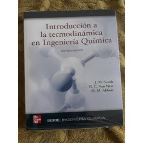 Intro A La Termodinámica En Ingeniería Quimica