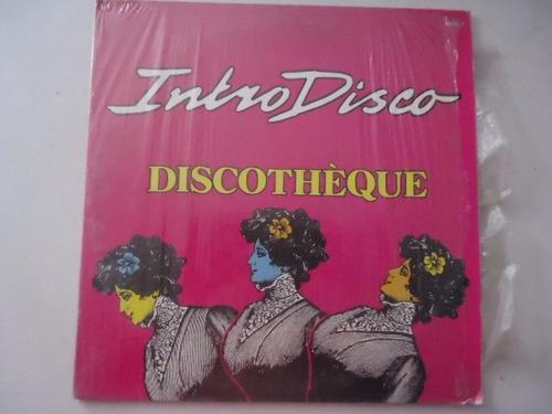 introdisco / discotheque medley varios vinyl lp