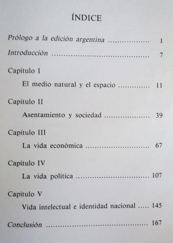 introducción a la argentina / alain rouquié (ed 1987)