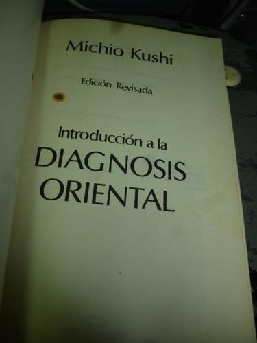 introduccion a la diagnosis oriental michio kushi viii