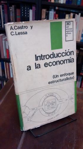 introducción a la economía - barros de castro, lessa