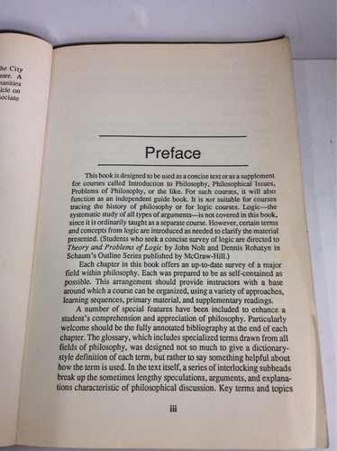 introducción a la filosofía, william james earle