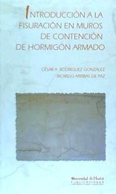 introduccion a la fisuracion en muros de(libro )