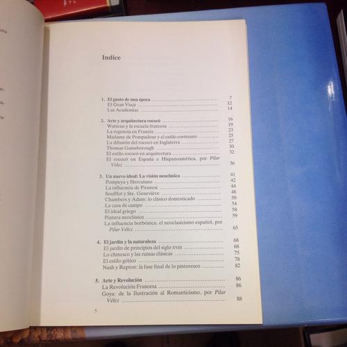 introducción a la historia del arte: el siglo xviii.