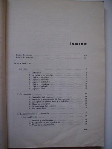 introducción a la lógica - maría elena chapa - 1981