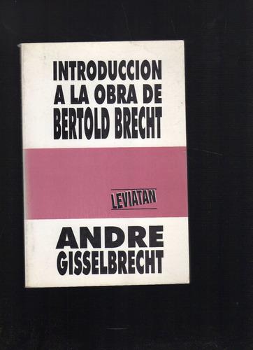 introduccion a la obra de bertold brecht - a gisselbrecht