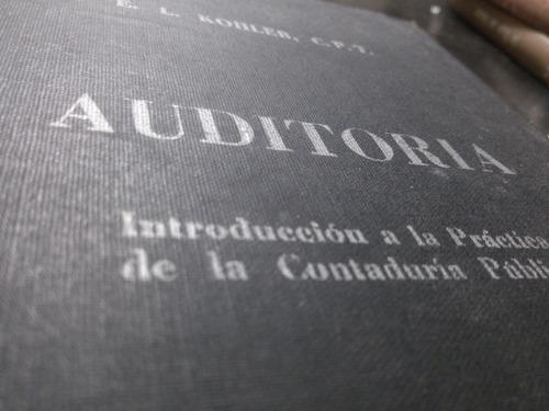 introducción a la práctica de la contaduría pública