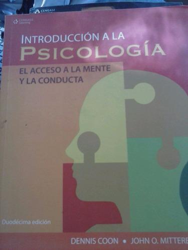 introduccion a la psicologia- coon- 12 edicion