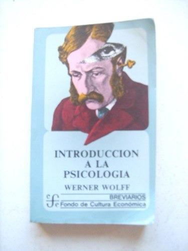 introducción a la psicología de werner wolff